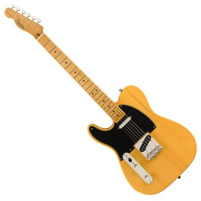 Squier telecaster classic vibe 50 Left Handed Butterscotch Blonde