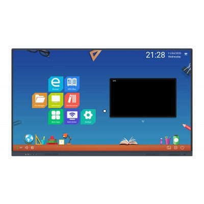 """Touch TV&PC All In One 65"""" Tacteasy"""