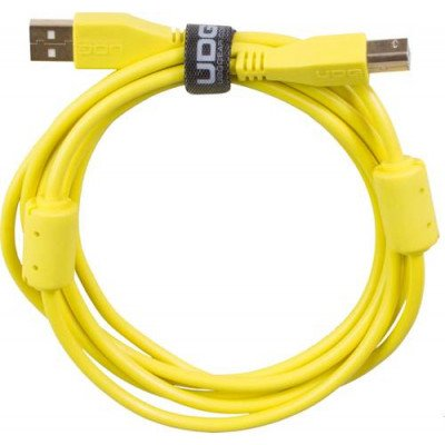 UDG U95001YL Ultimate Cable USB 2.0 A-B Giallo