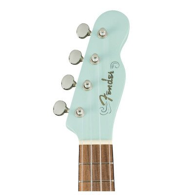 Ukulele Fender Venice Soprano Uke Daphne Blue