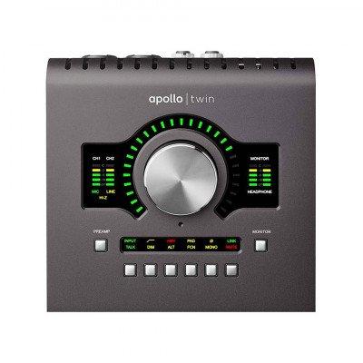 Universal Audio Apollo Twin MKII DUO Thunderbolt 2