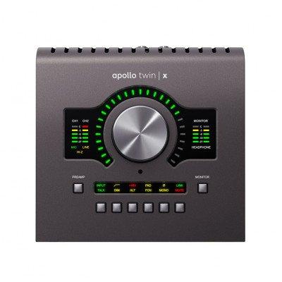 Universal Audio Apollo Twin X DUO Thunderbolt 3 - Heritage Edition