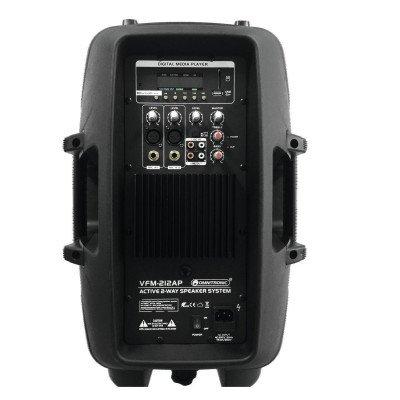 OMNITRONIC VFM 212AP 2-way speaker, active