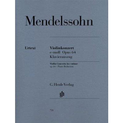 Concerto per Violino in E Minor op.64 -  Mendelssohn