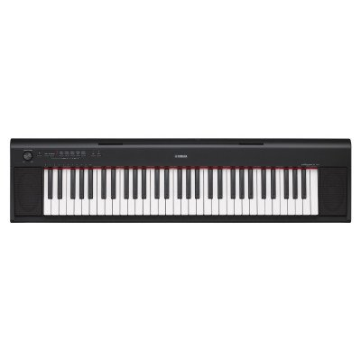 Yamaha NP12 Piaggero Piano Digitale Nero