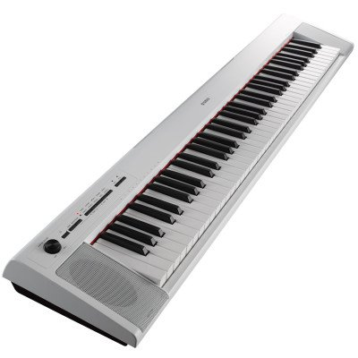Yamaha Piaggero NP 32 White